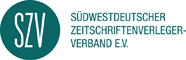 SZV – Wir können Zeitschriften Logo