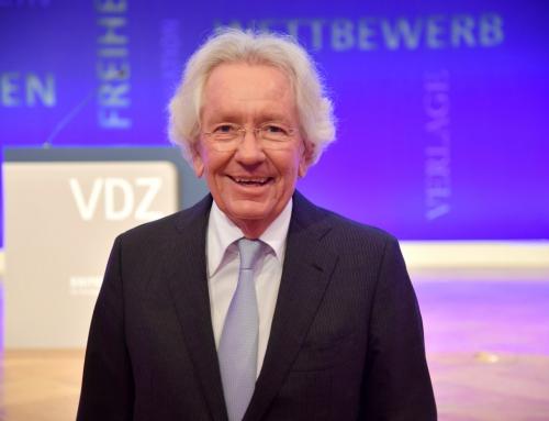 Stephan Holthoff-Pförtner neuer VDZ-Präsident