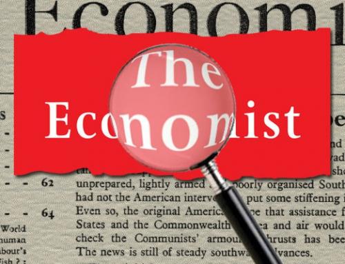 Die Vertriebsstrategie von The Economist