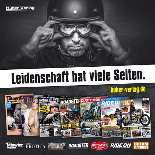 Die Titel Huber Verlag