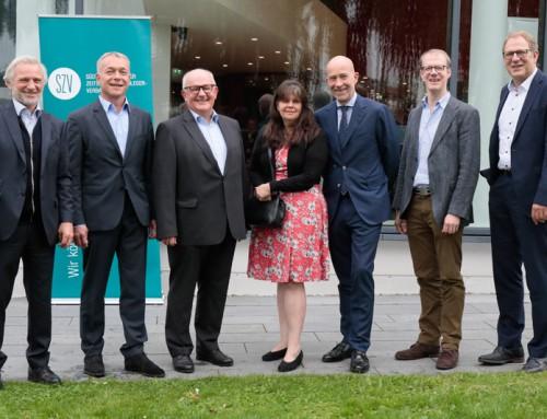Neuer SZV-Vorstand für die Amtsperiode 2019 bis 2022 gewählt