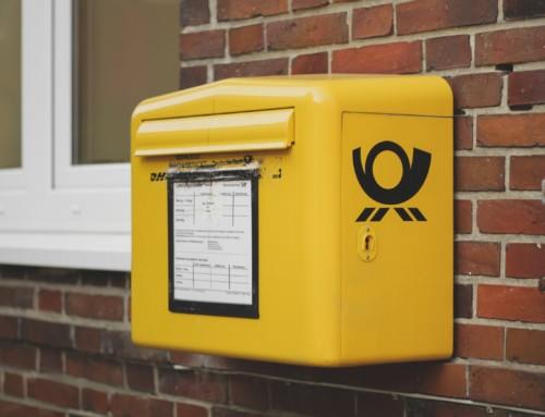 Corona: Keine wesentlichen Einschränkungen bei der Postzustellung in Deutschland