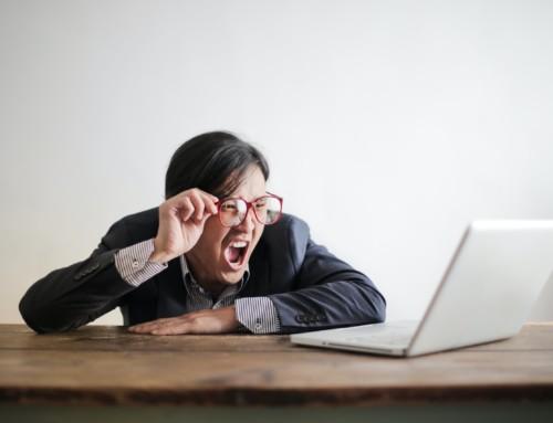 Google-Verbot für Clickbait-Anzeigen