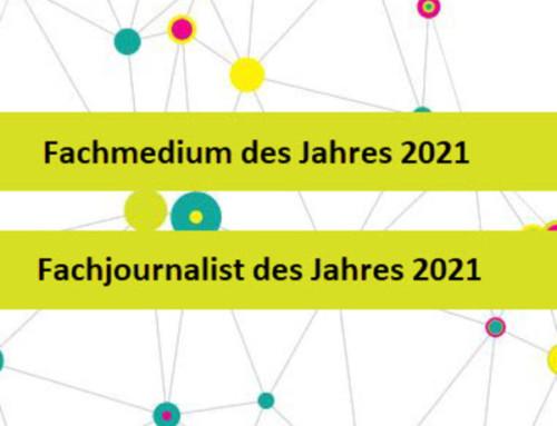 Gesucht: Die besten deutschen Fachmedien und Fachjournalisten
