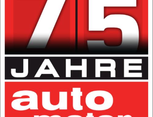 75 Jahre AUTO MOTOR UND SPORT