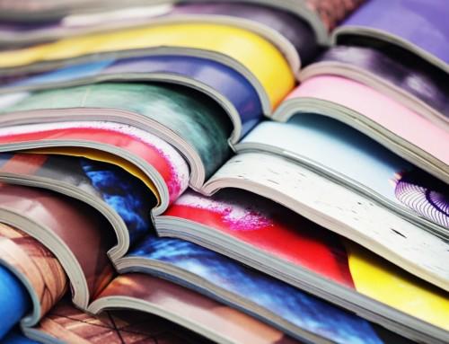 Zeitschriftenlayout – worauf kommt es an?