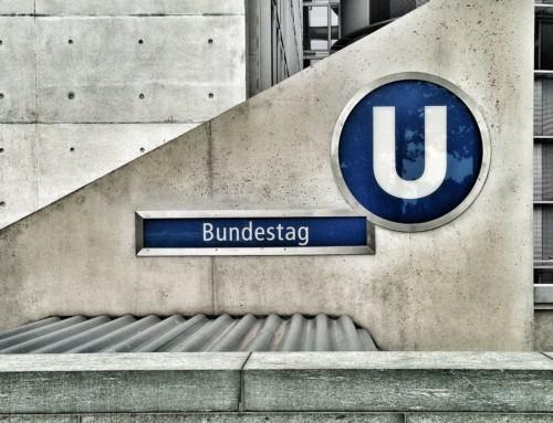 Urheberrechtsreform im Bundestag beschlossen