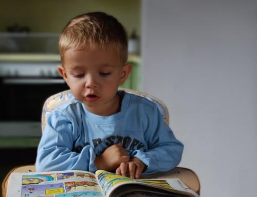 Die Eltern lesen mit
